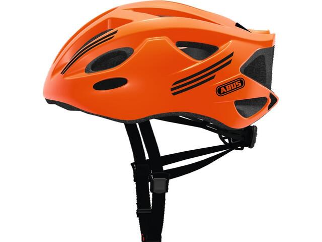 ABUS S-Cension Helmet neon orange